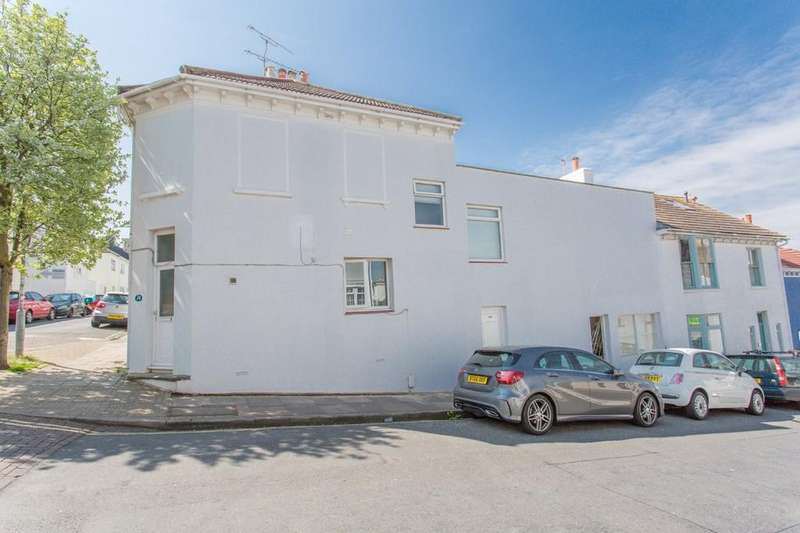 1 Bedroom Ground Flat for sale in Southover Street, Brighton