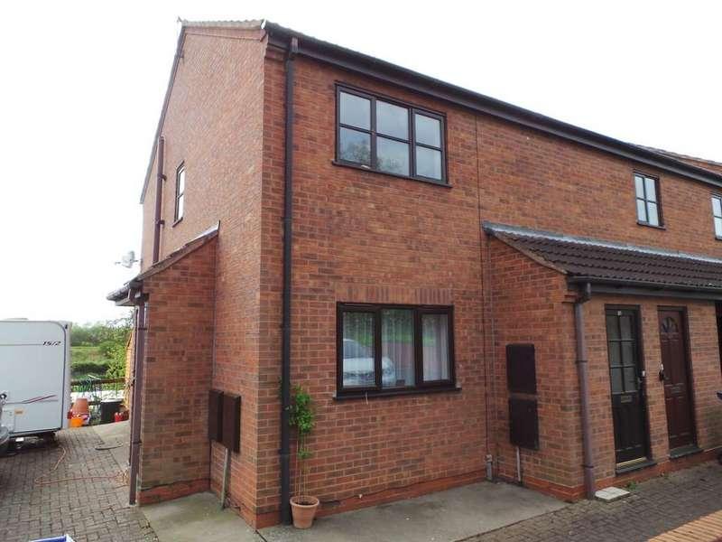 1 Bedroom Flat for sale in Warren Close, Gainsborough