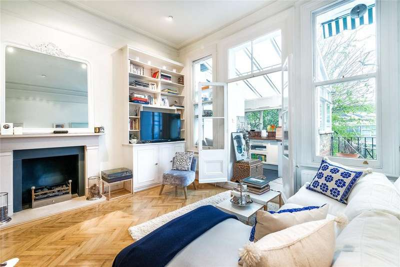 2 Bedrooms Flat for sale in Philbeach Gardens, Earls Court, London