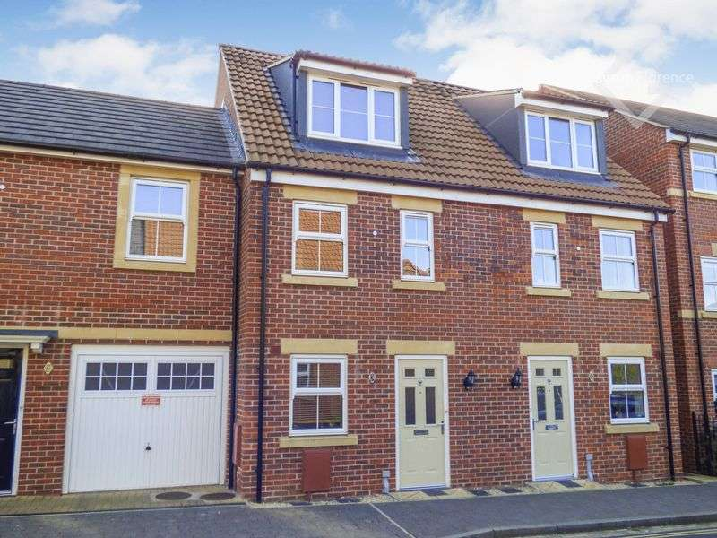 3 Bedrooms Terraced House for sale in St James Gardens, Trowbridge