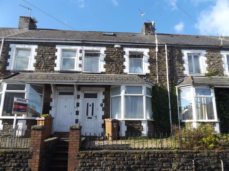 3 Bedrooms Terraced House for sale in Mill Road, Caerphilly