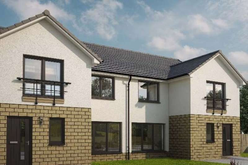 3 Bedrooms Semi Detached House for sale in Calico, Dunbar, EH42