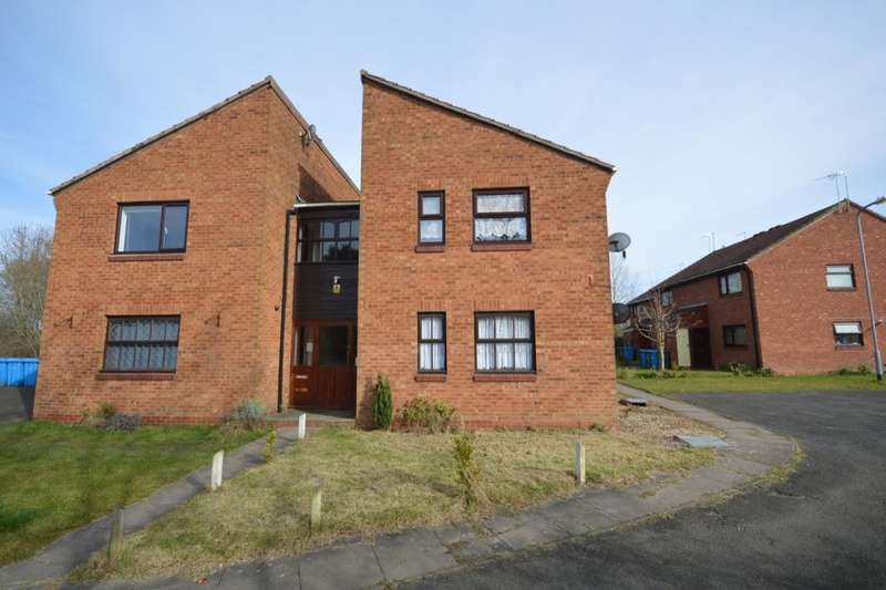 1 Bedroom Flat for sale in Elgin Court, Perton, Wolverhampton, WV6