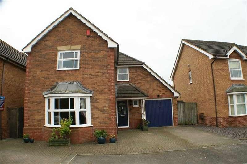 4 Bedrooms Detached House for sale in Boniface Walk, Burnham On Sea