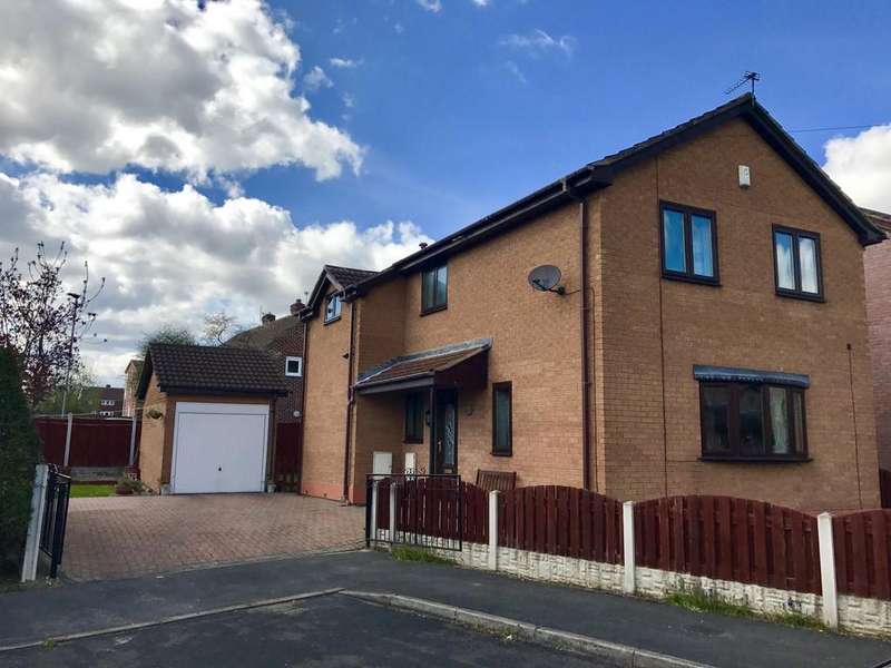 4 Bedrooms Detached House for sale in Cropton Road, Royston S71