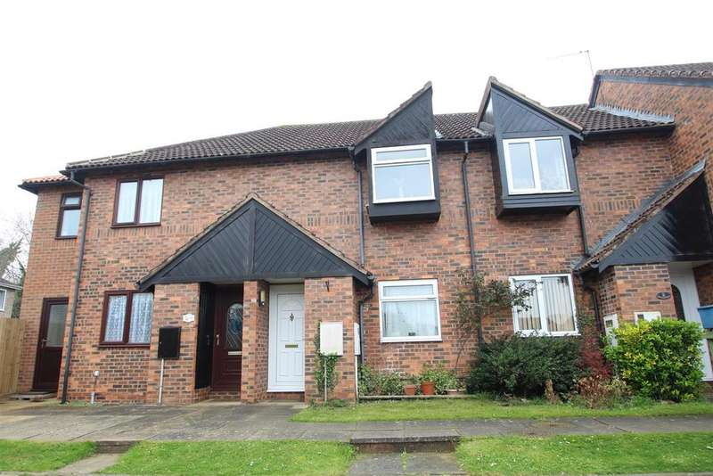 2 Bedrooms Terraced House for sale in Bridgeway, New Bradwell, Milton Keynes