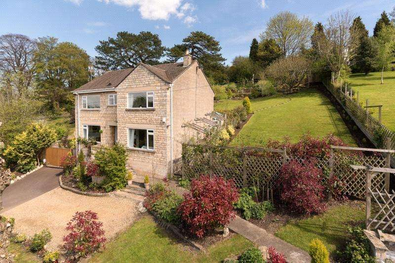 3 Bedrooms Detached House for sale in Entry Hill, Bath, BA2