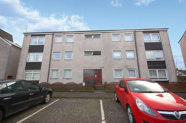 2 Bedrooms Flat for sale in Flat B, 11 Ferguson Street, Johnstone, PA5 8SX