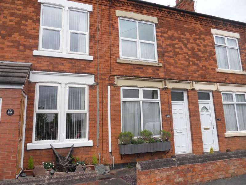 2 Bedrooms Terraced House for sale in Barrow Road, Sileby