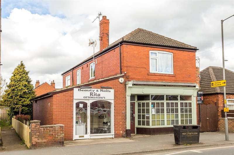 3 Bedrooms Flat for sale in Scott Road, Selby, North Yorkshire, YO8