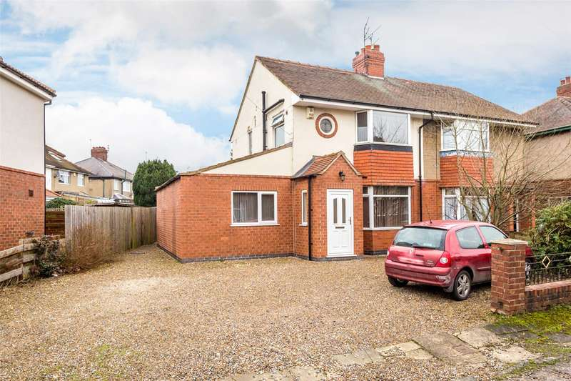 5 Bedrooms Semi Detached House for sale in Heathfield Road, York, North Yorkshire, YO10
