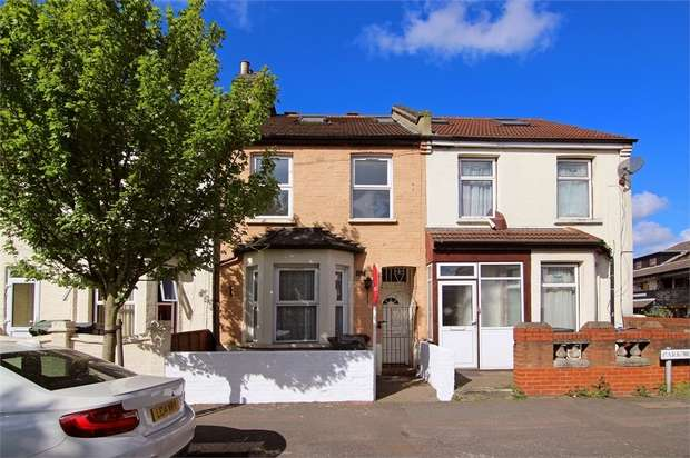 4 Bedrooms Terraced House for sale in Park Road, Walthamstow, London
