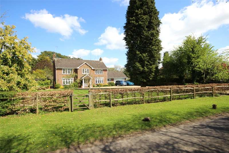 5 Bedrooms Detached House for sale in South Town Road, Medstead, Alton, Hampshire, GU34