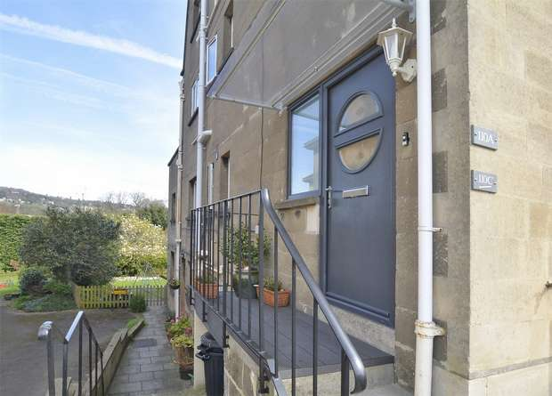 3 Bedrooms Flat for sale in Upper Maisonette, 110a Lower Oldfield Park, Bath