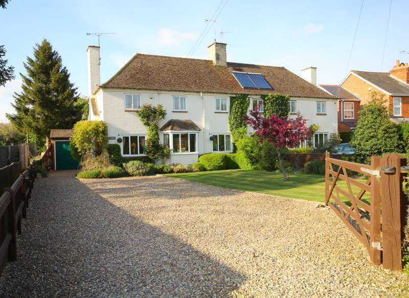 3 Bedrooms Semi Detached House for sale in Binfield Heath, Henley-On-Thames, RG9