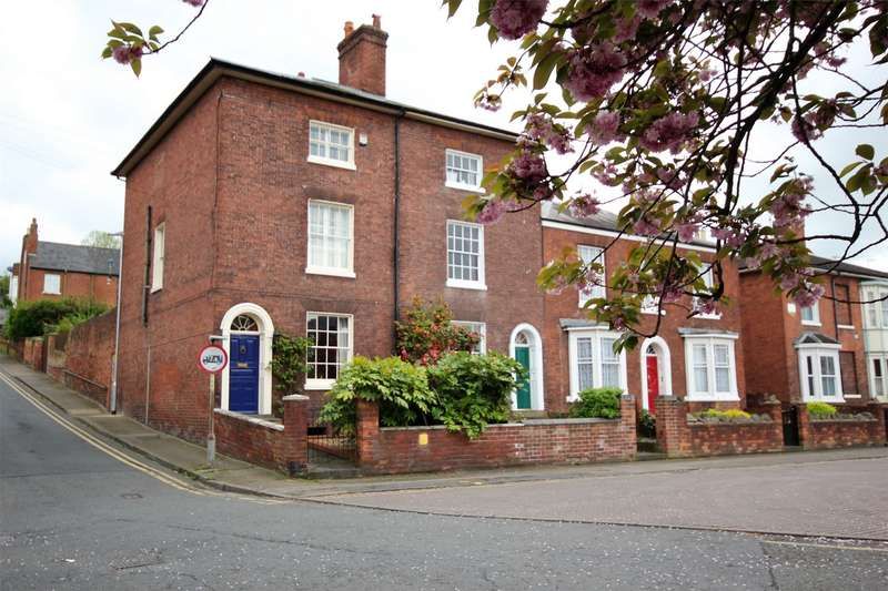 4 Bedrooms Semi Detached House for sale in Bath Road, Worcester
