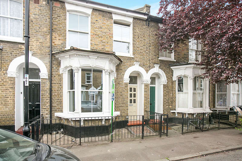 2 Bedrooms Property for sale in Hunsdon Road, Hatcham Park, London, SE14