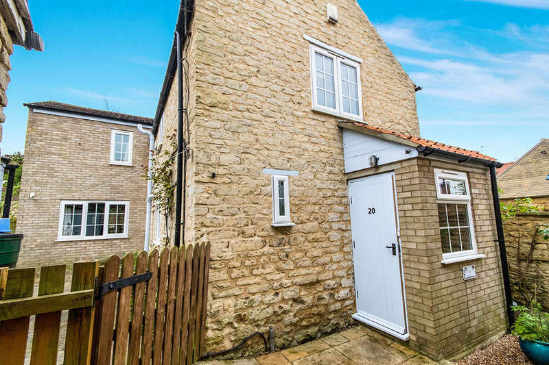 3 Bedrooms Detached House for sale in Drury Street, Metheringham, Lincoln, LN4