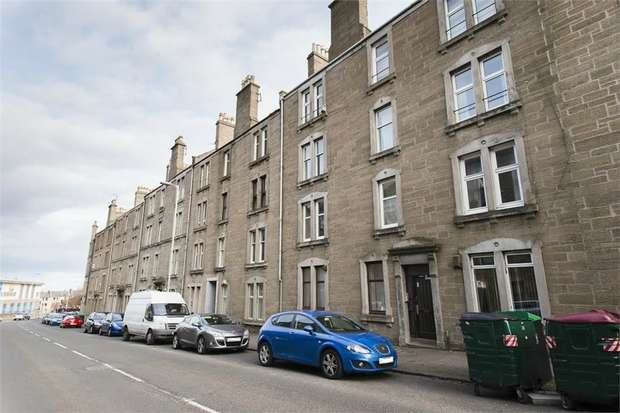 1 Bedroom Flat for sale in Blackness Road, Dundee