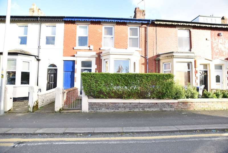 2 Bedrooms Terraced House for sale in Woodland Grove, Blackpool