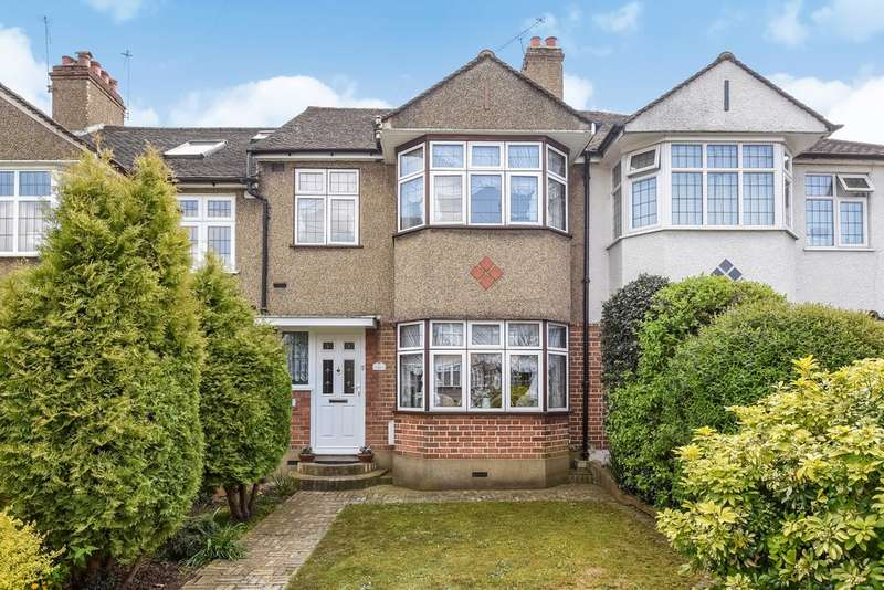 3 Bedrooms Terraced House for sale in Wentworth Drive, Pinner