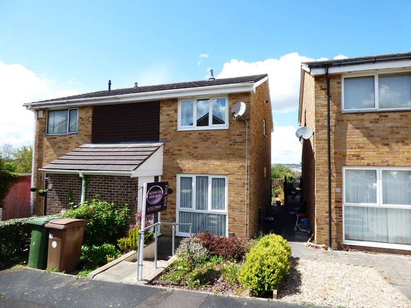 3 Bedrooms Semi Detached House for sale in Chaddlewood, Plympton