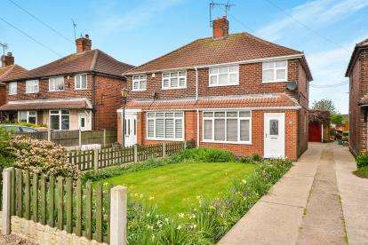 3 Bedrooms Semi Detached House for sale in Beck Lane, Sutton-In-Ashfield, Nottinghamshire, Notts