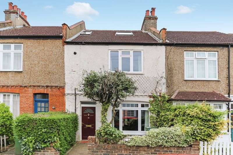 3 Bedrooms Terraced House for sale in Kings Road, Surbiton