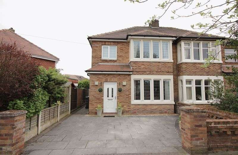 3 Bedrooms Semi Detached House for sale in 4 Caldervale Avenue, Poulton-Le-Fylde, FY6 7DZ