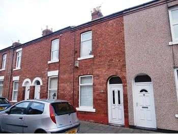 2 Bedrooms Terraced House for sale in Bower Street, Carlisle, CA2 7DG