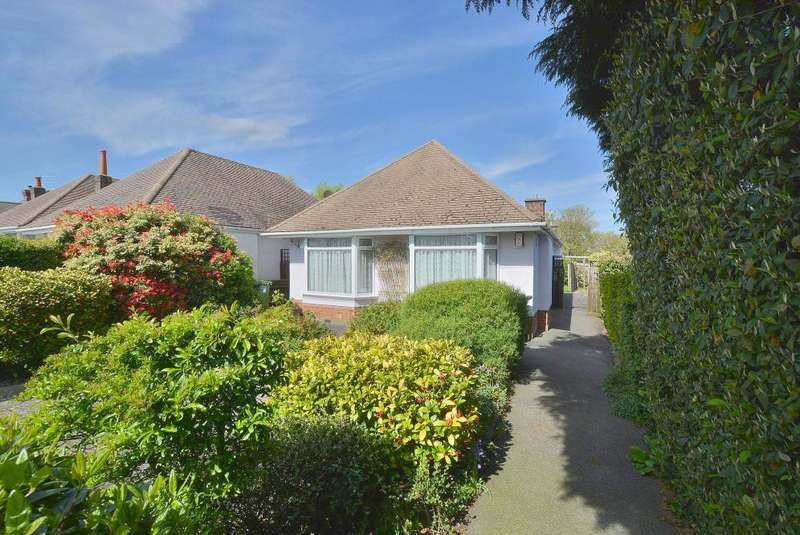 3 Bedrooms Detached Bungalow for sale in Sancreed Road, Parkstone, Poole, BH12 4DZ