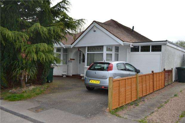 3 Bedrooms Detached Bungalow for sale in Nailcote Avenue, Tile Hill, Coventry, West Midlands