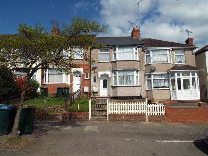 3 Bedrooms Terraced House for sale in Roland Avenue, Holbrooks, Coventry