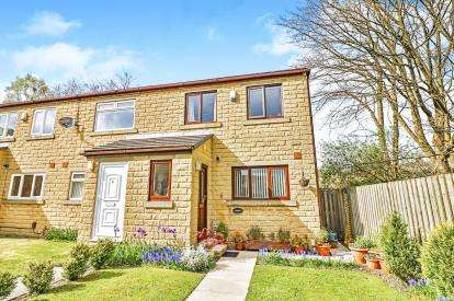 3 Bedrooms End Of Terrace House for sale in Brickfield Terrace, Halifax, West Yorkshire