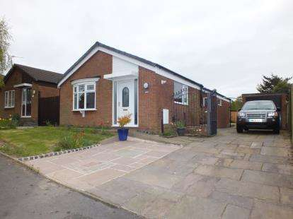 3 Bedrooms Bungalow for sale in Higher Meadow, Leyland, Lancashire, Preston