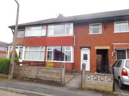 3 Bedrooms Terraced House for sale in Amersham Close, Urmston, Manchester, Greater Manchester