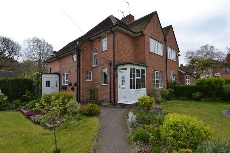 3 Bedrooms Semi Detached House for sale in Shenley Fields Road, Bournville Village Trust, Birmingham