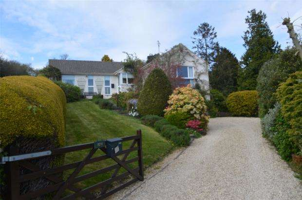 2 Bedrooms Detached Bungalow for sale in Combe Wood, Combe St. Nicholas, Chard, Somerset