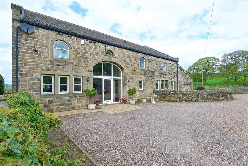 4 Bedrooms Semi Detached House for sale in Nook Barn, Wilsden