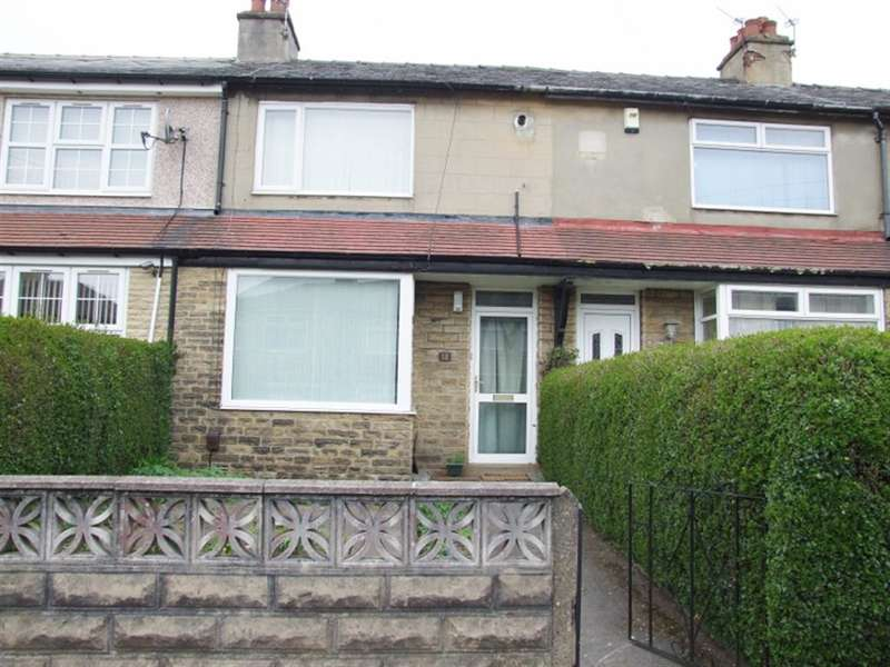 2 Bedrooms Terraced House for sale in Gibraltar Avenue, Halifax, HX1 3UL
