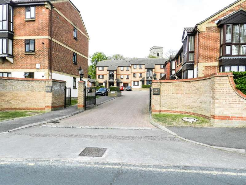 2 Bedrooms Flat for sale in Kirk Rise, Sutton
