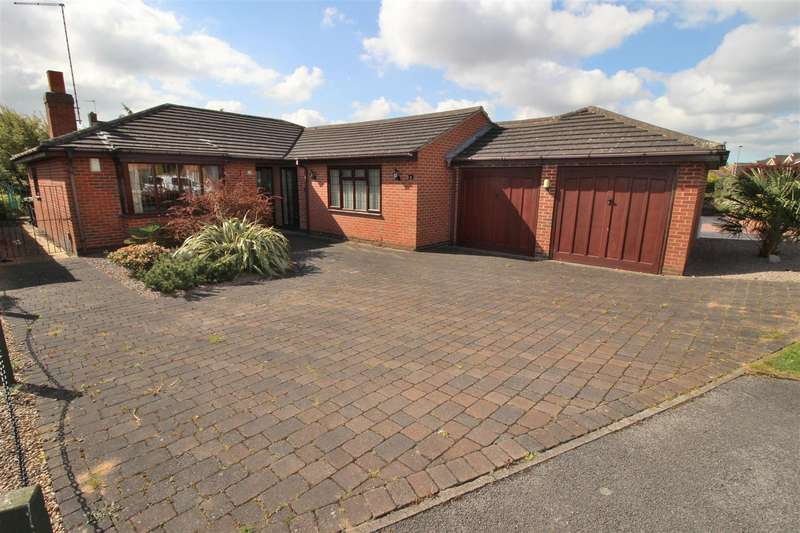 3 Bedrooms Bungalow for sale in Gregson Gardens, Chilwell