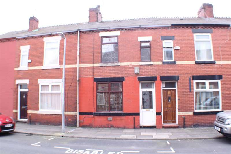 2 Bedrooms Property for sale in South bourne Street, Salford
