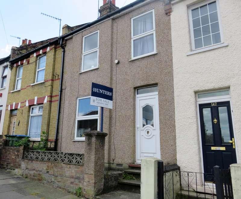 2 Bedrooms Terraced House for sale in Alabama Street, Plumstead, London, SE18 2SW