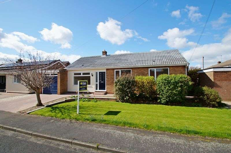 3 Bedrooms Detached Bungalow for sale in Heatherdale Crescent, Belmont