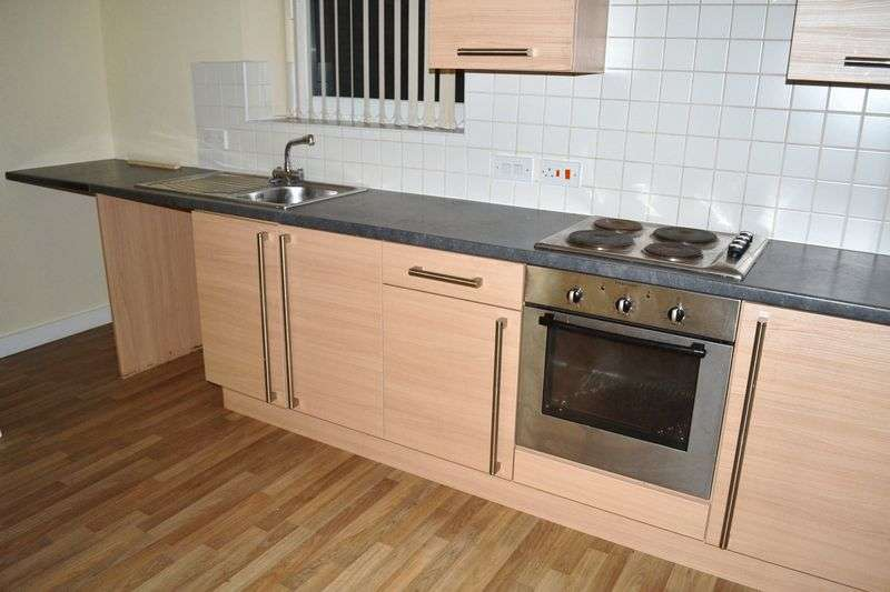 2 Bedrooms Flat for sale in Willow Rise, Roughwood Drive, Kirkby