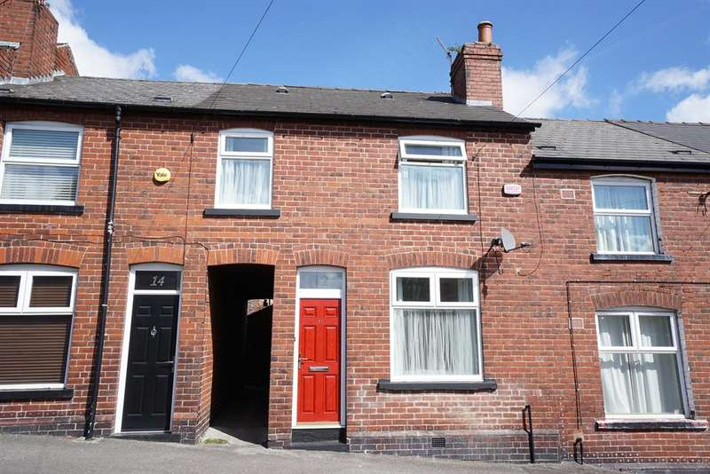 3 Bedrooms Terraced House for sale in Newent Lane, Crookes, Sheffield, S10 1HD