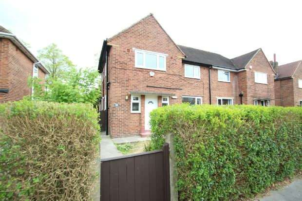 3 Bedrooms Semi Detached House for sale in Fairywell Road, Timperley
