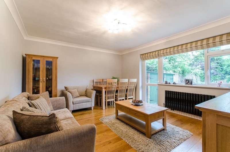 2 Bedrooms Flat for sale in Herne Hill, Herne Hill, SE24