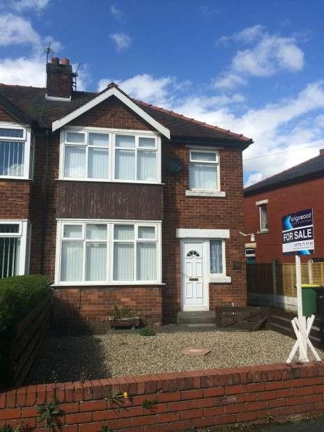 3 Bedrooms Terraced House for sale in Tudor Avenue, Preston, PR1